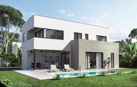 Krnica, exterior, concept 2, day