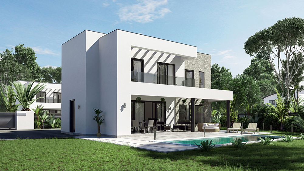 Krnica, exterior, concept 1, day